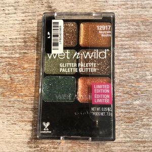 WET N WILD Glitter Palette Neutrals #12917
